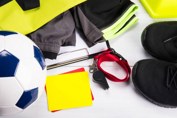 Accessories for Football Players